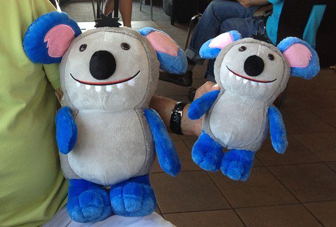 Toy/Mascot Design for Children Indoor Playground
