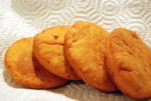 Pillowy Pumpkin Bread: Sopaipillas