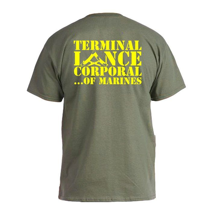 Terminal Lance Corporal of Marines