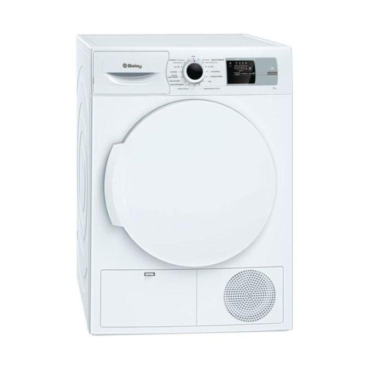 No dejes escapar esta secadora y llevatela en ElectroCosto.com. Cuenta con carga frontal 8kg de carga total y su funcionamiento es por condensación.