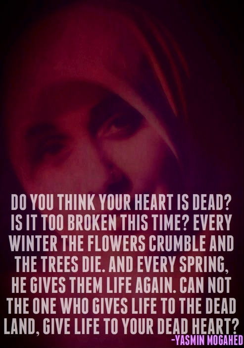 21 best images about yasmin mogahed on pinterest heart
