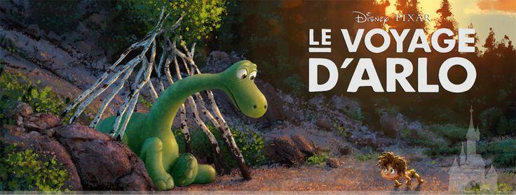 Le voyage d'Arlo – Bande annonce 3 – Modes And Co – Le blog des licences – Le voyage d'Arlo - 3è bande-annonce Disney-Pixar vient de diffuser la 3è bande-annonce du Voyage d'Arlo. C'est l'occasion de voir de nouvelles scènes de ce film, dont la sortie est prévue pour le 25 novembre 2015 en France. #arlo #disney #disneypixar