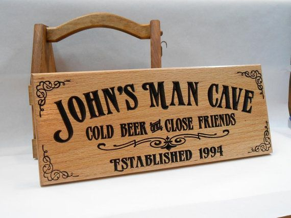 Man Cave Garage Gifts : 28 best cnc wedding ideas images on pinterest atelier wood signs