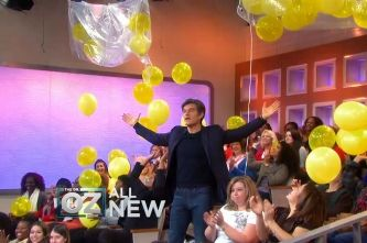 Dr. Oz's Two-Week Rapid Weight-Loss Diet | The Dr. Oz Show | Follow this board for all the latest Dr. Oz Tips!