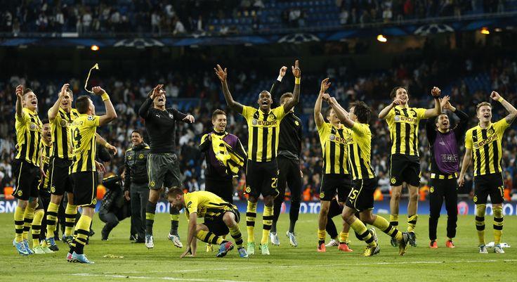 Borussia Dortmund 2012-2013