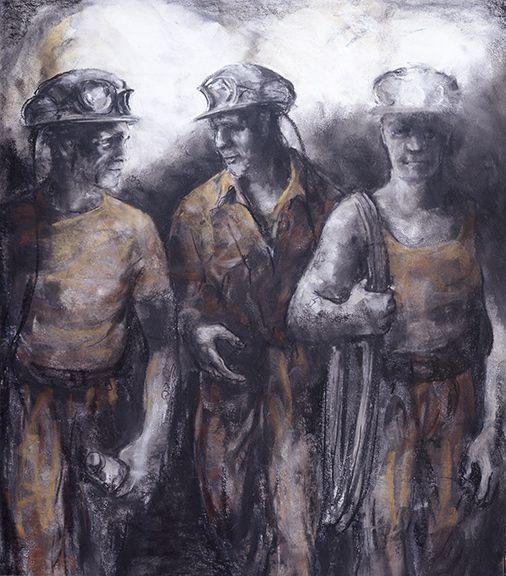 Image gallery mining art