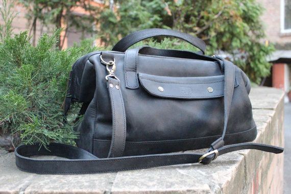 Weekend bag - Travel luggage - Travel Bag - Gym bags for men - Travel bags for men - Leather weekend bag - Travel luggage bags - Mini travel by itsLark on Etsy https://www.etsy.com/listing/264620738/weekend-bag-travel-luggage-travel-bag