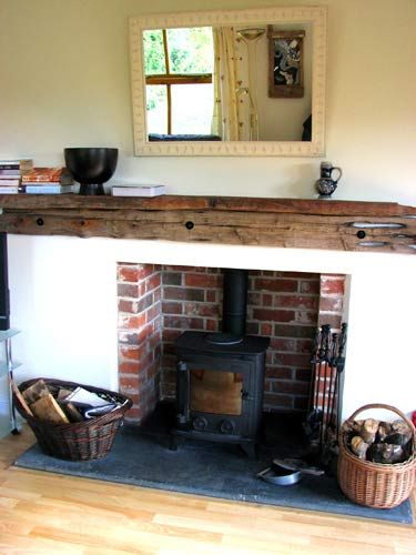 1000 images about fireplace ideas on pinterest stove for Living room ideas with wood burning stoves