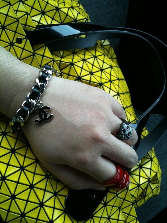 i love accessories!  #accessories #rings #isseymiyake #pleatsplease #baobao #bags
