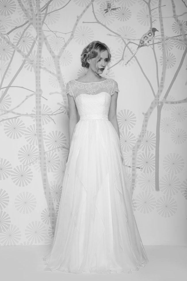 12 best Sadoni Couture images on Pinterest | Short wedding gowns ...