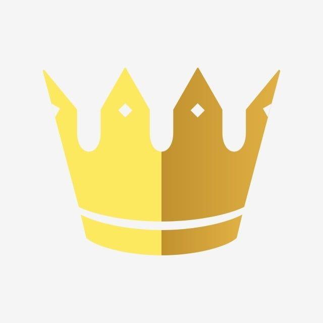 Elegant Golden Crown Clipart Elegant Golden Crown Png And Vector With Transparent Background For Free Download Golden Crown Clip Art Crown Png