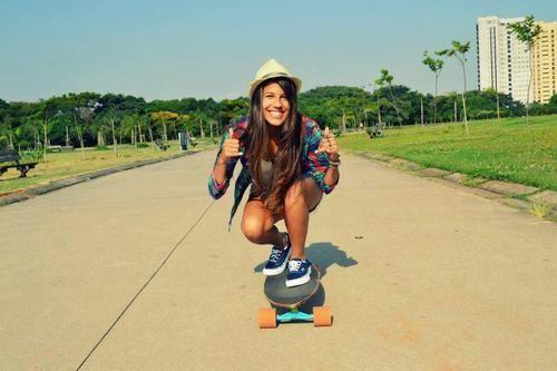 SkateboardingPictures Forever, Skater Girls, Longboards Fun, Summertime Fun, Longboards Girls, Inspiration Pictures, Riding Skateboards, Skater Girlz, Skating Longboards