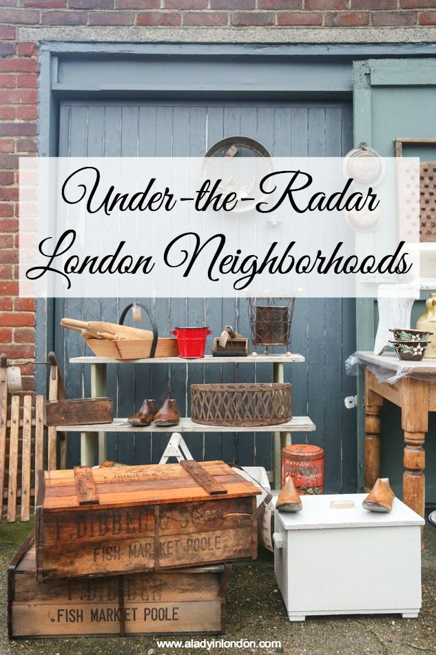 If you want to dig deeper into the city's character, here are 11 under-the-radar London neighborhoods for you to explore.