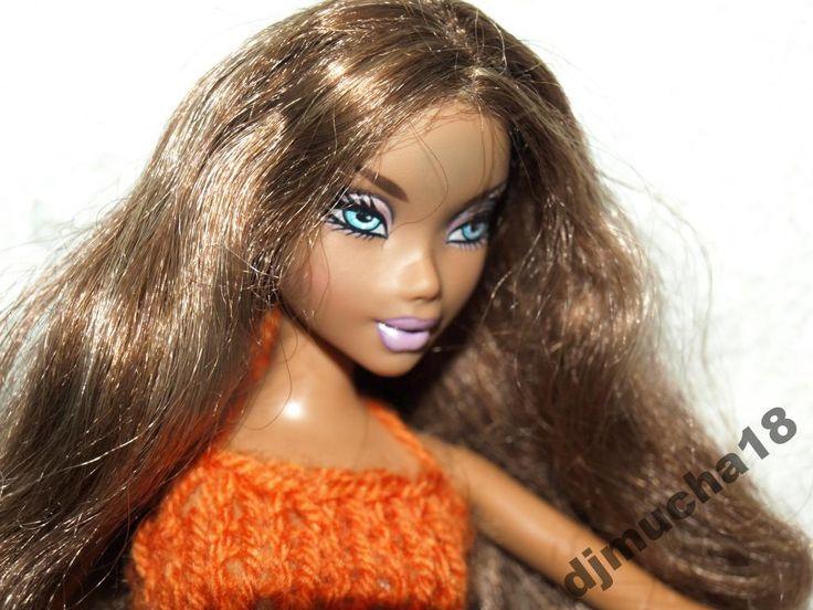 ŚLICZNA Barbie Mattel My Scene