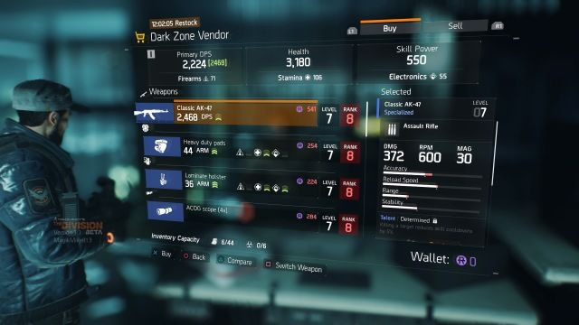 Tom Clancy's: The Division Beta Impressions