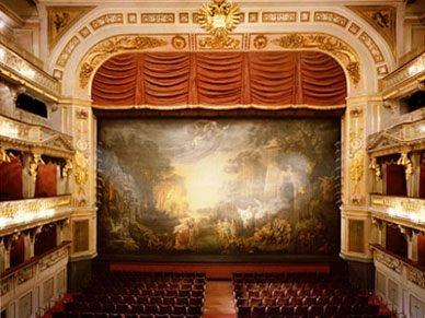 Theater an der Wien  likelyimpossibilities.blogspot.com