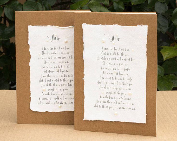 Wedding Poem, Bride to her New Mum in Law, , Mum in Law Poem Card, Mother of the Groom Card, Wedding Card, Mum in Law Gift, Wedding Keepsake by SBsPrintables on Etsy