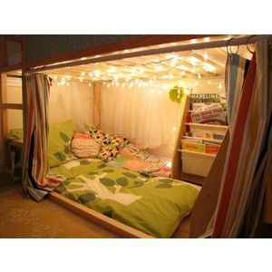 Brooklynn Ann's playroom sleep over space