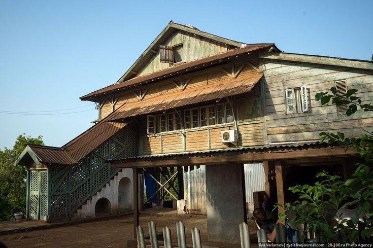 zyalt: Дорога в Сьерра-Леоне