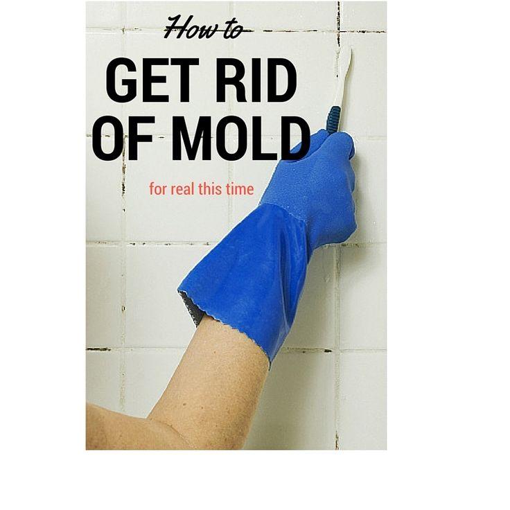 Yuck. Get rid of that nasty stuff in your tub! #mold Bob Vila http://www.bobvila.com/articles/black-mold-in-bathroom/