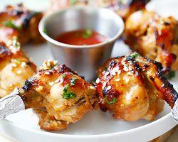 Ginger Garlic Baked Chicken - Easy Recipes at RasaMalaysia.com
