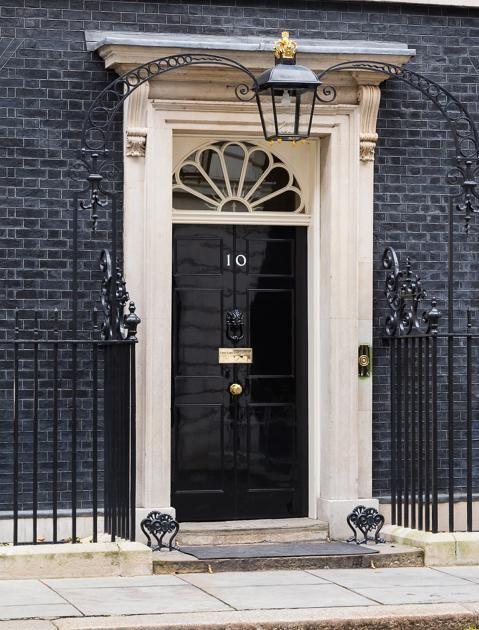 Traditionell & modern: Weltbekannt: Haustür in der Downing Street - Bild 15 - [SCHÖNER WOHNEN]