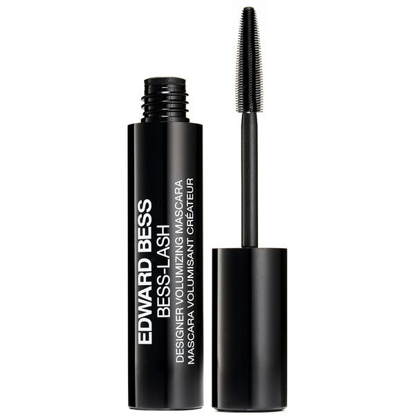 Edward Bess Bess-Lash Mascara ($34) ❤ liked on Polyvore featuring beauty products, makeup, eye makeup, mascara, beauty, edward bess mascara, smudge proof mascara and edward bess