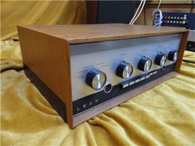 Leak Stereo 70 Amplifier, used, for sale, secondhand, vintage