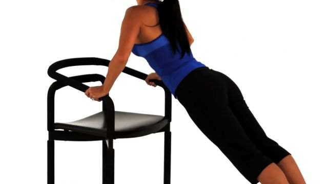 Whole Body Workouts You Can Do with a Chair http://www.wellnessbin.com/whole-body-workouts-you-can-do-with-a-chair/