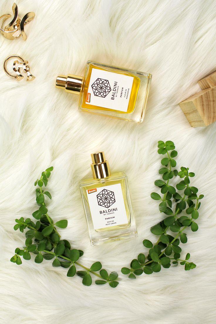 Baldini by Taoasis Bio Parfums von Demeter zertifiziert.