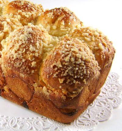 One Perfect Bite: Coconut Bubble Bread