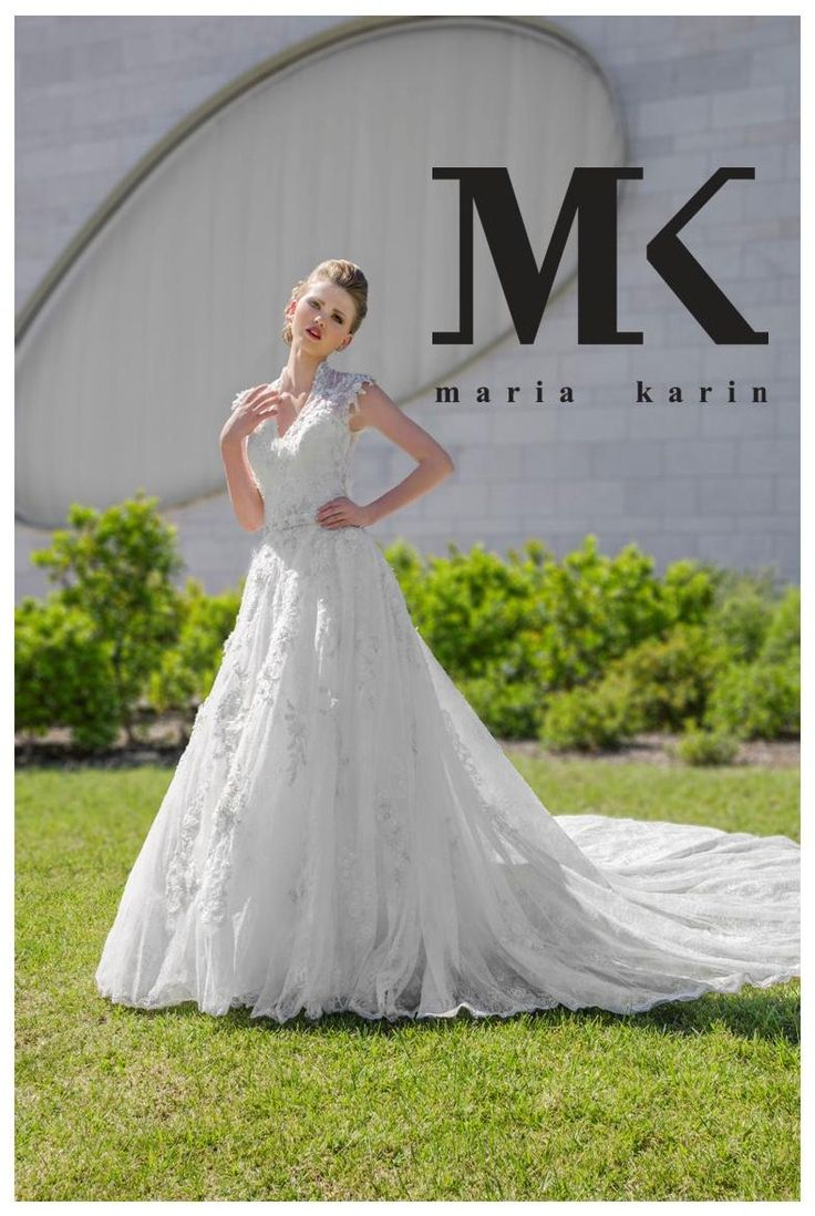 For a special day you need to be particularly beatiful! Wear this amazing dress by Maria Karin #MariaKarin