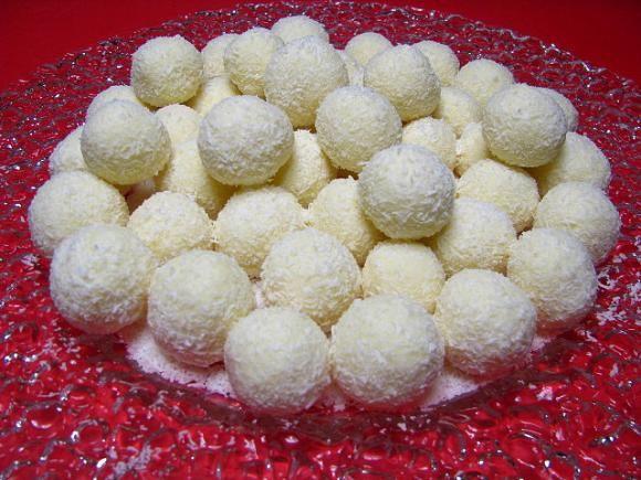 Домашний рецепт конфет рафаэлло