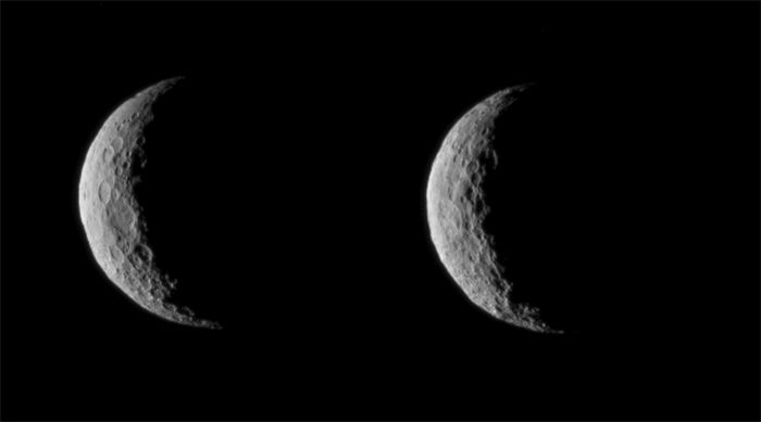 Ceres -- a long visit begins for the Dawn spacecraft at this dwarf planet.