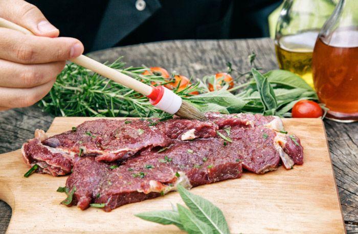 Marinerat kött