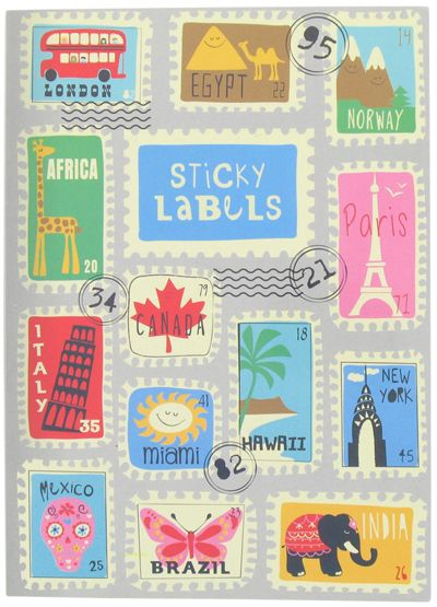 All Aboard travel collection stationery from Paperchase