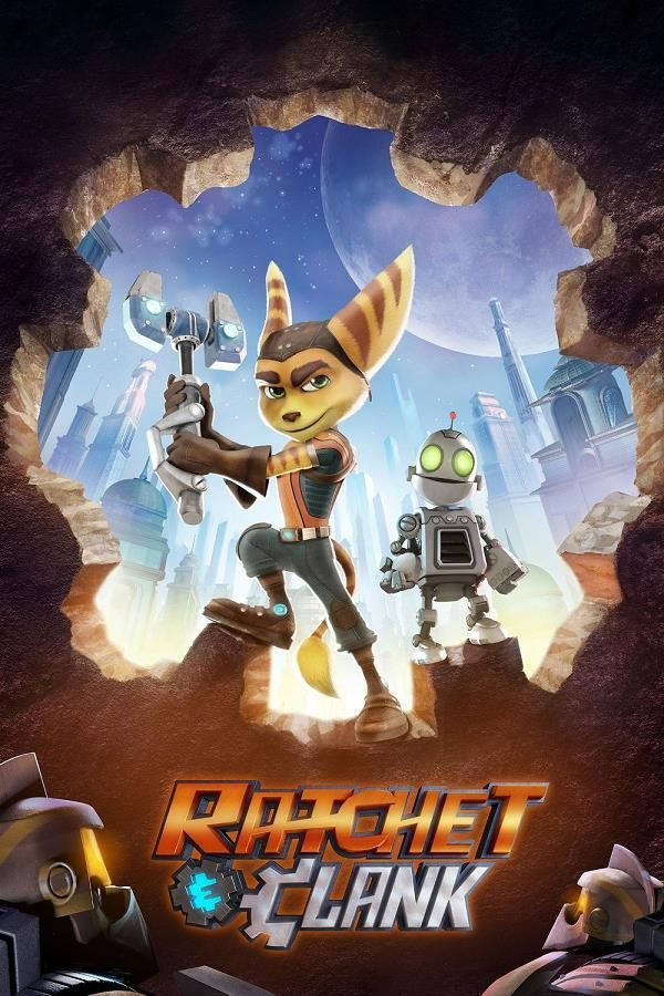 Ratchet & Clank  Languages : English, french  Free download