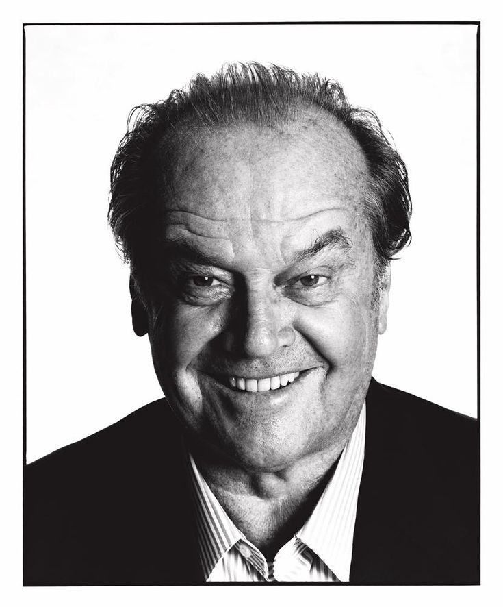 David Bailey - Jack Nicholson