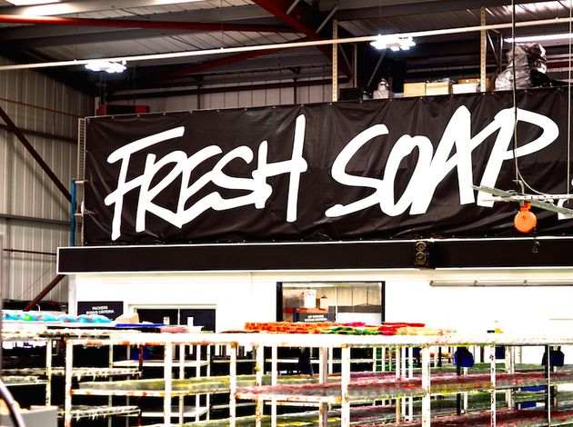 Lush Factory Tour In Poole: See How The Brand's Best-Selling Products Are Really Made