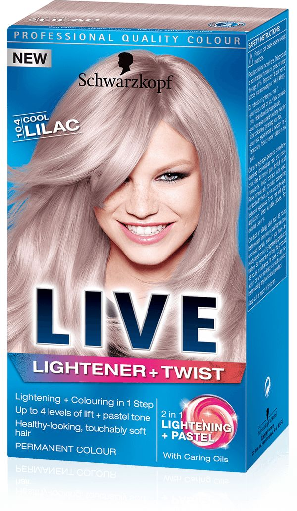 LIVE Colour Hair Dye from Schwarzkopf  Need this colour 😄