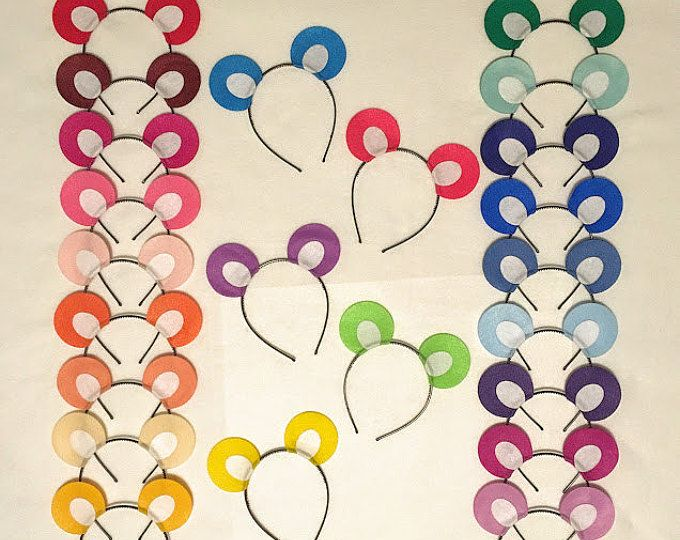 1 cantidad oso de peluche tema orejas diademas cumpleaños partido favores suministros picnic cuidado lleva carebears gomoso color colorido arco iris