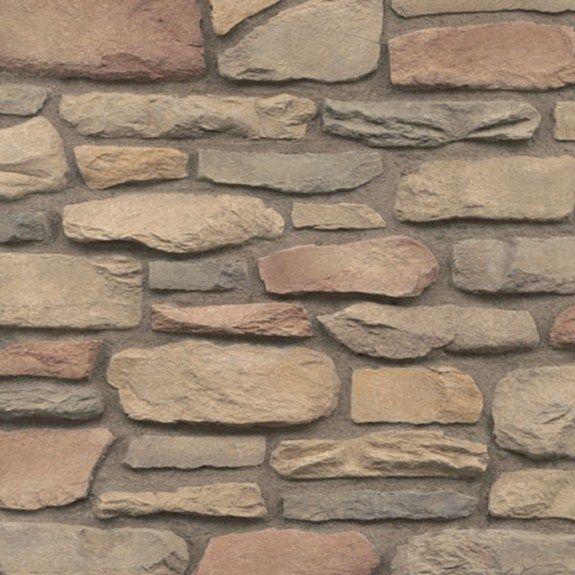 Cs dm sangria del mar ledgestone cultured stone for Boral brick veneer