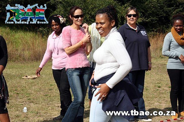 IFC SA Mini Olympics team building Fourways #olympics #IFC #teambuilding #TBAE