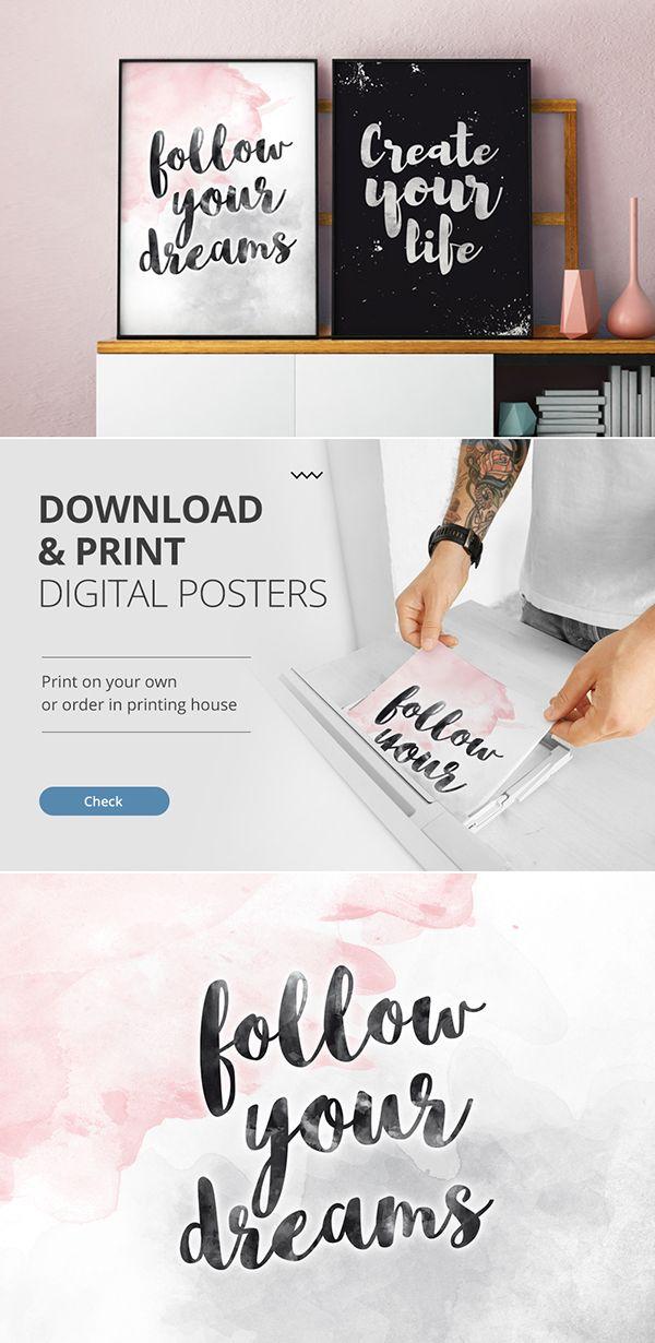 #poster #free #type #hogstudio