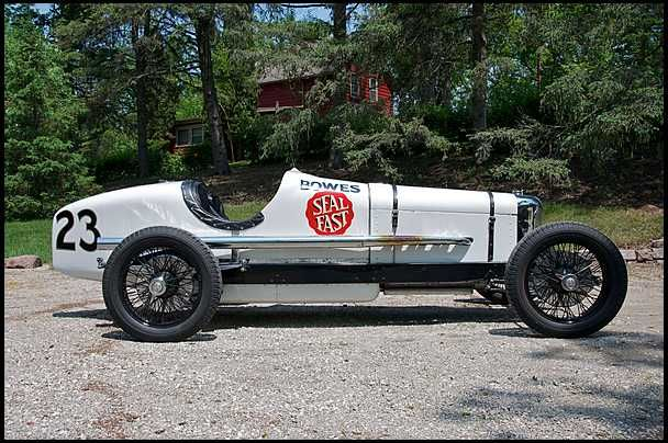 1931 winner Bowes Seal Fast Special