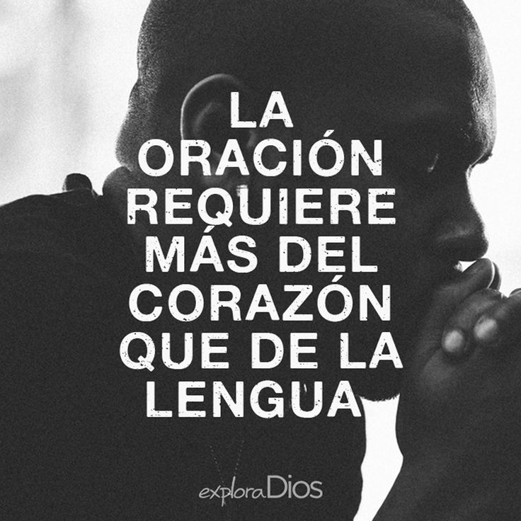 La #oración requiere más del #corazón que de la lengua. -Adam Clarke  #ExploraDios
