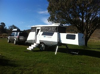 Demos, Used and Second Hand Campers - Ultimate Off-Road Campers - Australia's Best Off-Road Camper Trailers