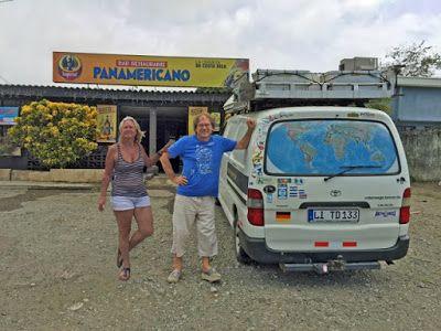 Von Alaska nach Feuerland...: Costa Rica, die Schweiz lässt grüßen.