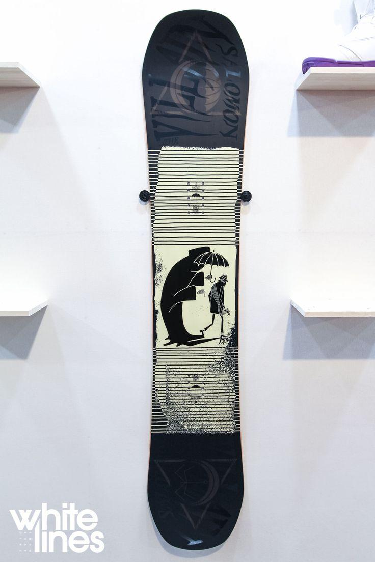Salomon Villain Snowboard 2015-2016 | 2015-2016 Avant Premiere Snowboard Product Preview