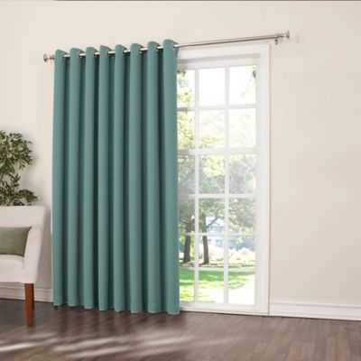17 Best Ideas About Patio Door Curtains On Pinterest
